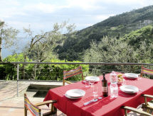 Vernazza - Appartement Casa Arvasia (VNZ161)