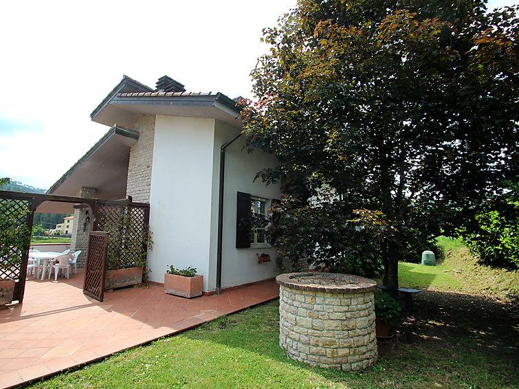 Prachtige bungalow Il Pozzo (6p) 13 km van het strand bij la Spezia, Italie (I-777)