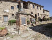 San Gusmé - Appartement Casale Rosennano