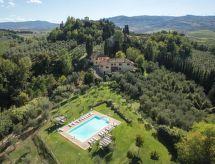 Terricciola - Ferienwohnung Tenuta Gaslini