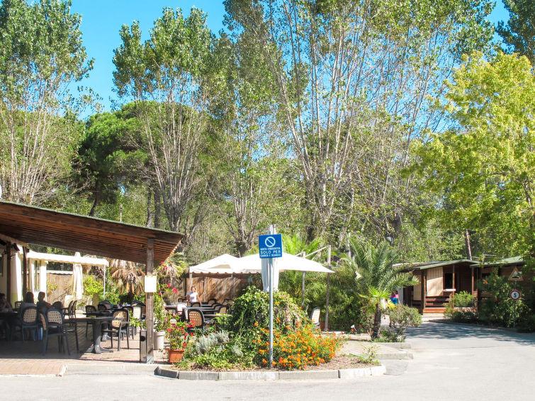 Camping Campeggio Italia (MAS370) Bungalow in Forte dei Marmi