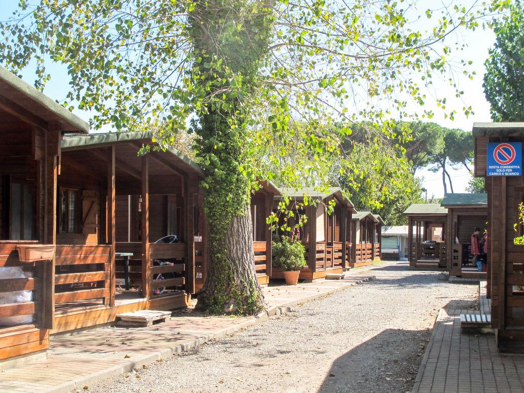 Ferienhaus Camping Campeggio Italia (MAS372) Bungalow