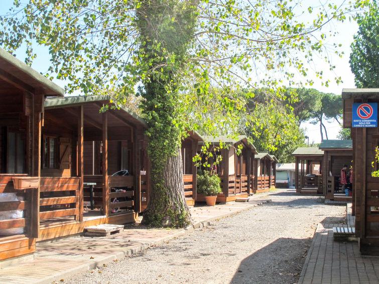 Camping Campeggio Italia (MAS372) Bungalow in Forte dei Marmi