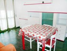 Casa Ida con changelinen y horno