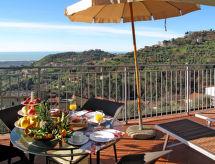 Montignoso - Ferienwohnung Appartamento Cielo (CTO340)