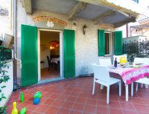 Gelsomino med terrasse og tørretumbler