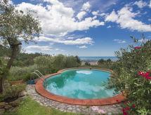 Forte dei Marmi - Vakantiehuis Villa Poggiobello
