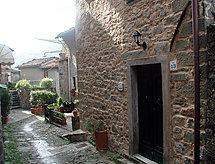 La Benabbiana til sletter cykling og med terrasse