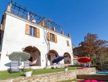 Bagni di Lucca - Ferienhaus Casa Alice