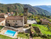 Bagni Di Lucca Retreat háziállatok engedélyezve és síkságok túrázás