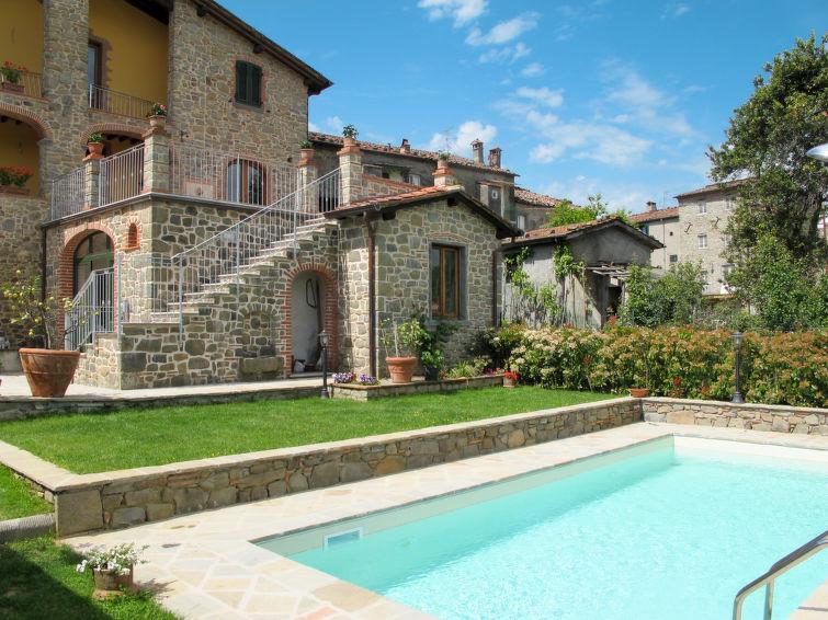 met je hond naar dit vakantiehuis in Bagni di Lucca