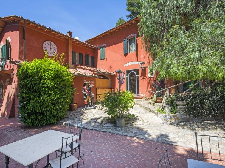 Ferienwohnung Borgo degli Aranci in San Giuliano Terme, Italien ...
