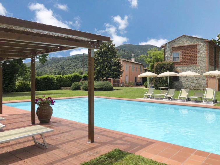 Il Rustico (LUU410) Accommodation in Lucca