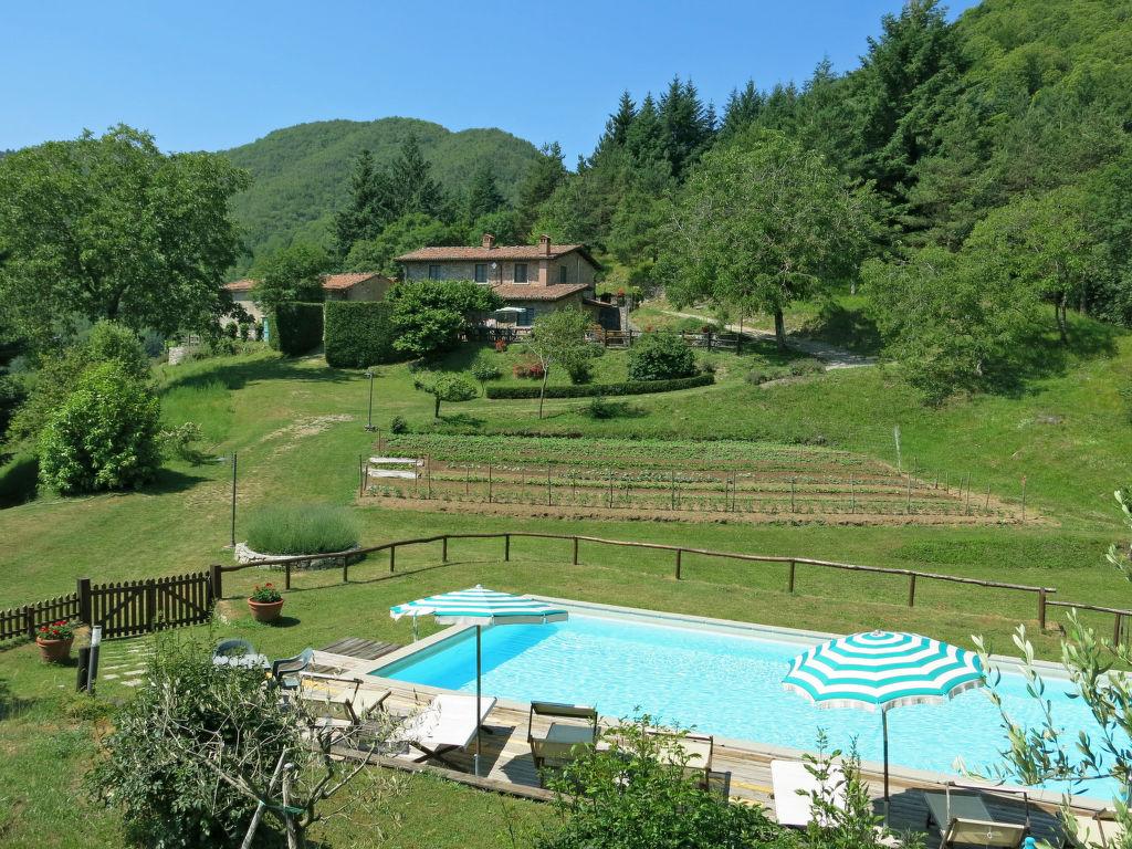 Ferienwohnung Le Bore (CNG121) Ferienwohnung in Italien