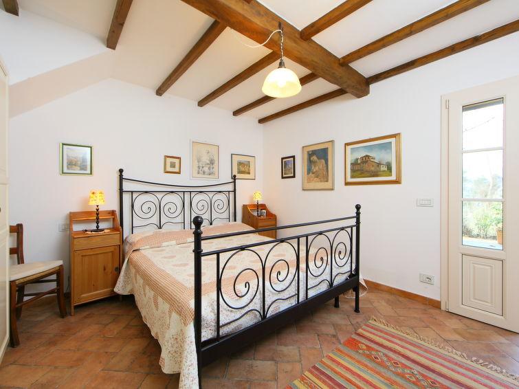 Vakantiehuis Casa Gianna (6p) op 12 km van de zee in Toscane, Italie (I-783)