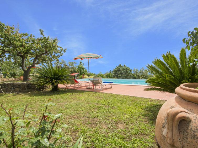 Vrijstaande villa La Costa (8p) met sauna, wifi en prive zwembad (I-785)