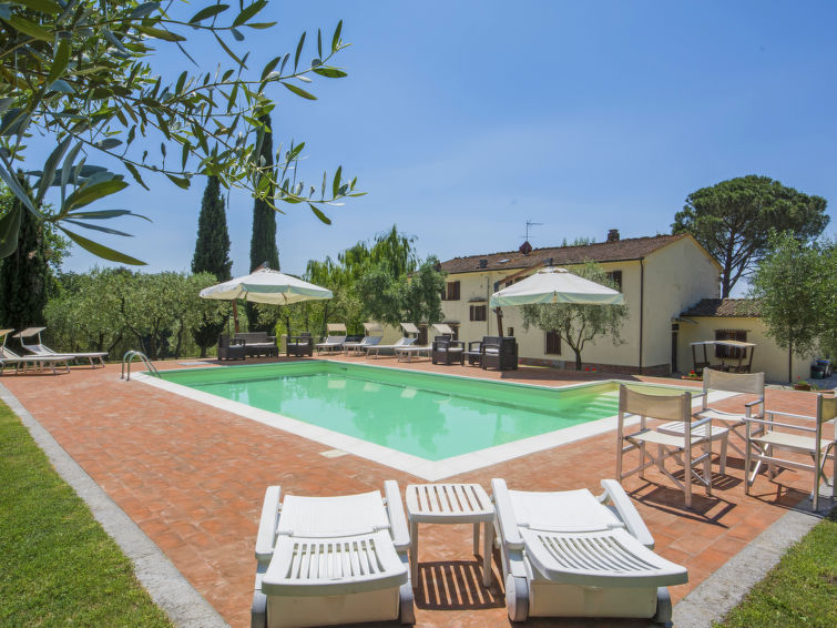 Villa Beboli per 18 pax