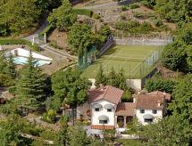 Pistoia - Ferienhaus Villa Campo del Mulino