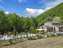 Sansepolcro - Ferienhaus La Valchiera