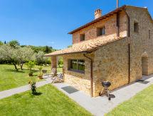 Gambassi Terme - Ferienhaus Meletta