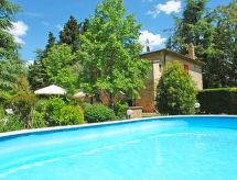 Gambassi Terme - Rekreační dům L'Antica Chiesa