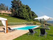 Gambassi Terme - Ferienhaus La Ginestra
