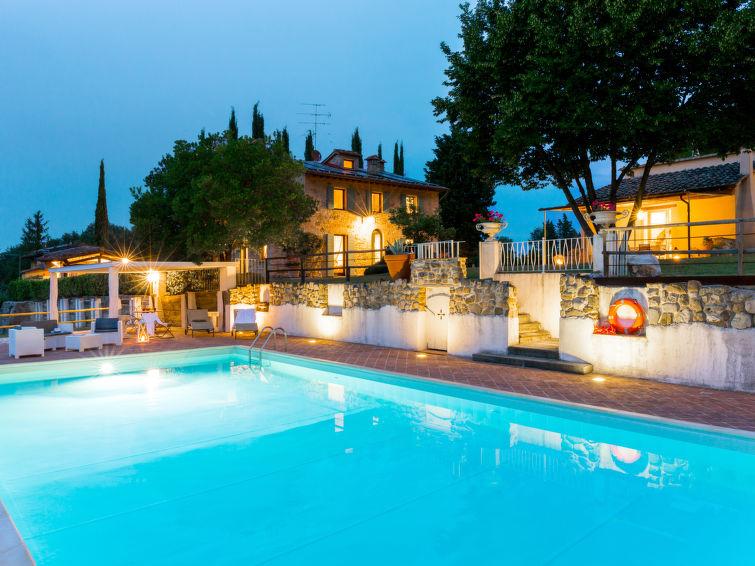 Fonte di Pillo (GAM290) Villa in San Gimignano