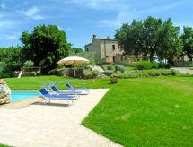 Gambassi Terme - Ferienwohnung San Lorenzo