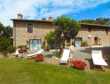 Gambassi Terme - Rekreační apartmán I Ceneruzzi