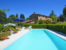Gambassi Terme - Ferienwohnung Il Fienile