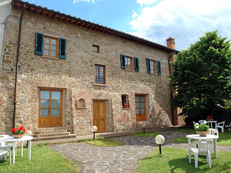 Caminetto Apartment in San Gimignano