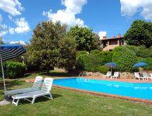 Gambassi Terme - Appartement Il Giardino della Pineta