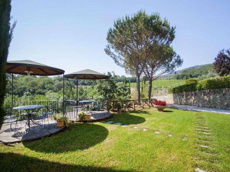 Lucia - Apartment - Bucine