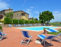 Montecatini Val di Cecina - Apartamenty San Pietro