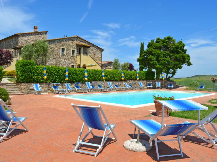 met je hond naar dit vakantiehuis in Montecatini Val di Cecina