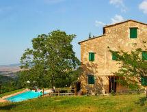 Volterra - Vakantiehuis Podere Valle di Sotto