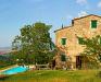 Ferienhaus Podere Valle di Sotto, Volterra, Sommer