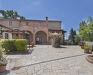 Apartamento Stregaia, Volterra, Verano