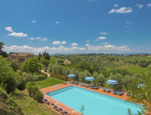Volterra - Apartment Stregaia