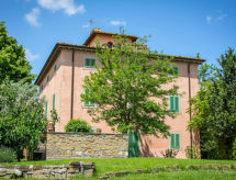 Chiantishire retreat mit Pool und Parking