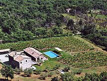 Radicofani - Semesterhus Val d'Orcia