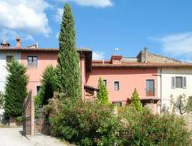 Certaldo - Apartment Panorama (CET125)