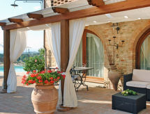 Castelfiorentino - Ferienhaus La Vecchia Pieve