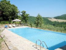 Castellina in Chianti - Maison de vacances La Vecchia Fattoria (CTC230)