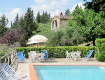 Castellina in Chianti - Vakantiehuis Borgo Montecastelli (CTC220)