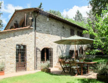 Castellina in Chianti - Vacation House La Misura (CTC227)