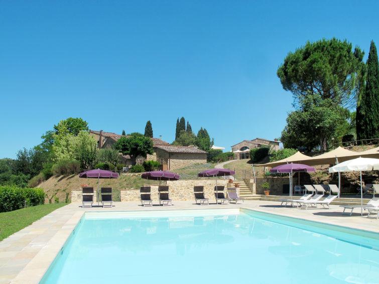 Antico Borgo Granaio+Girasole (COL108) Accommodation in San Gimignano