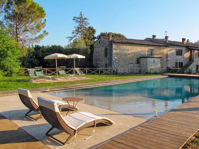 Podere Fontemaggio - Fienile (COL161) Accommodation in San Gimignano