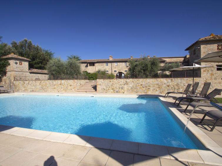 Tenuta per 18 pax Apartment in San Gimignano