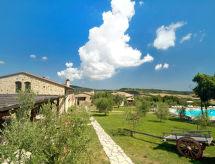 San Gimignano - Ferienwohnung Tenuta Decimo